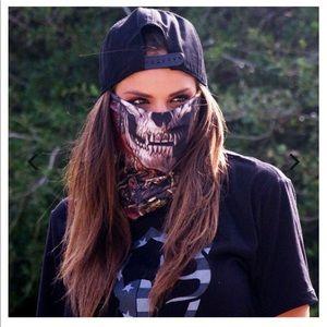 Camo Face Shield